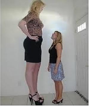 Tall women forum